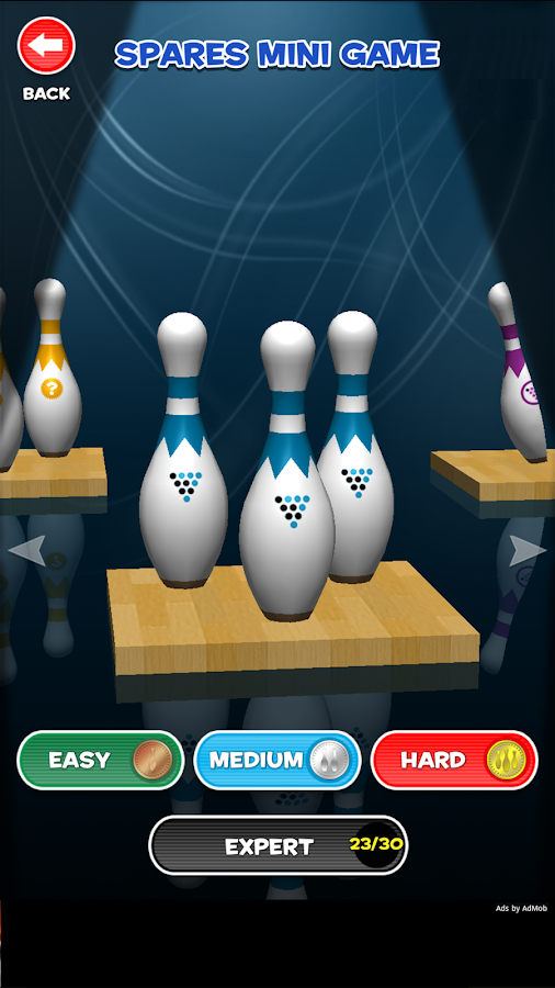 Strike! Ten Pin Bowling- screenshot