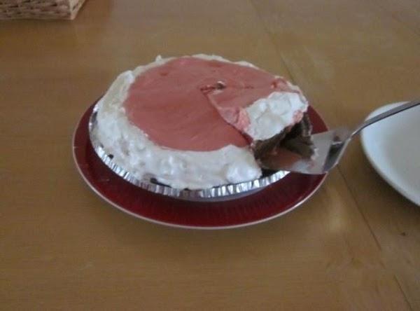 Slice the pie and enjoy!