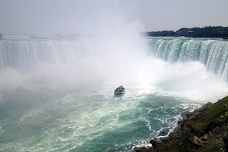 Photo: Maid of the Mist steamboat
