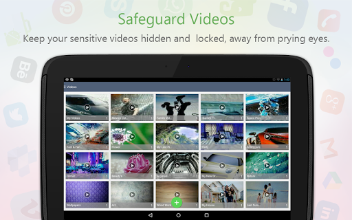 App Lock and Gallery Vault Pro screenshot 10