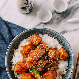 Tofu Rice Bowl Recipes.