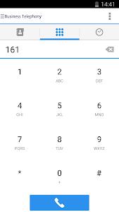 Business Telephony screenshot 1