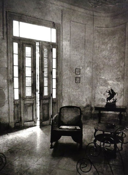 "First Place ""Josie's Sitting Room, Havana, Cuba"" by Beth Goyer Digital Photograph"