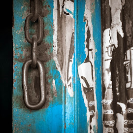 Rustic House lock  by Anita Narani - Buildings & Architecture Decaying & Abandoned ( lock, house, rustic,  )