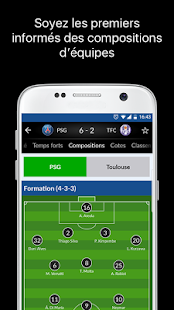 App Résultats Foot en Direct APK for Windows Phone