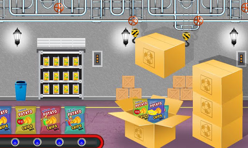 Potato Chips Factory Games - Delicious Food Maker 1.0.13 screenshots 5