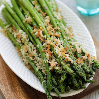 Baked Asparagus Cheese Bread Recipes