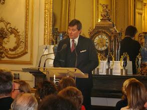 Photo: Christophe Frassa, Sénateur représentant les Français à l'étranger