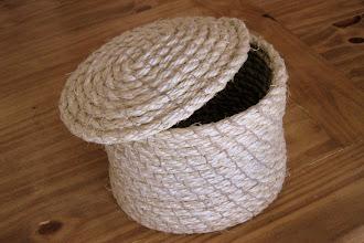 Photo: A basket Heather made
