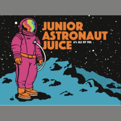 Logo of Illuminated Junior Astronaut Juice