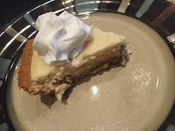 Zach's Ultra Canadian Cheesecake Pie
