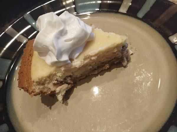 Zach's Ultra Canadian Cheesecake Pie Recipe
