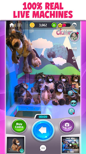 Clawee - A Real Claw Machine 4.4.371.0 screenshots 2