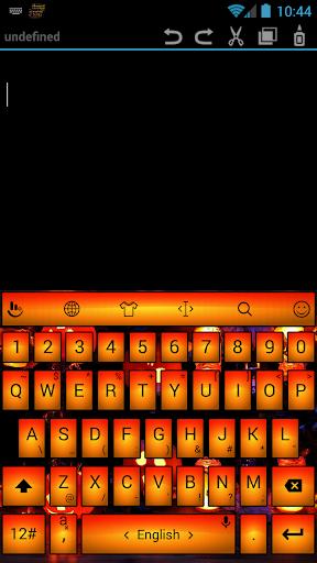 键盘主题 LedOrang