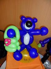 Photo: Balloon characters by Heidi, La Verne888-750-7024