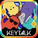 KEYTALKの太陽系リズムモンスター