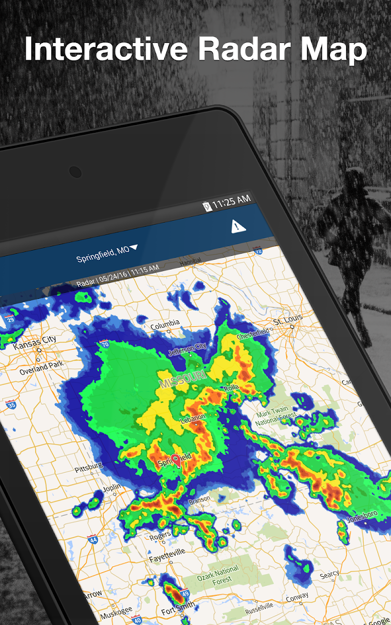 Weather by WeatherBug Screenshot 16