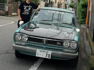 スカイラインのカスタム事例画像 箱好家 太郎 旧車YouTuber さんの2021年08月17日20:31の投稿