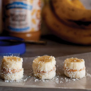 Peanut Butter Banana Bites.