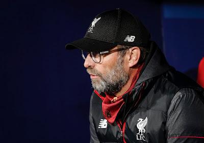 """Klopp et Liverpool ont perdu du terrain avant d'affronter City: """"Nous avons trop de lacunes"""""""
