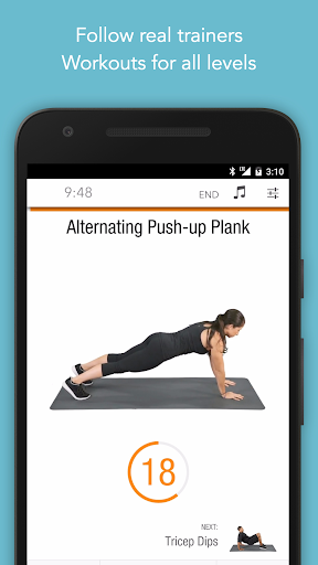 Sworkit Personalized Workouts v7.2.01 [Premium]