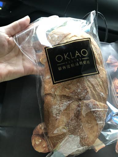 很特別的口感榴槤麵包 我娘的最愛