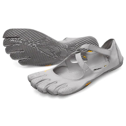 Vibram FiveFingers V-Soul Woman Silver/Light Grey Stl: 37