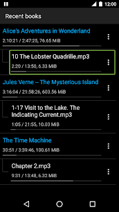 Simple Audiobook Player Free Mod 1.7.0 Apk [Unlocked] 5