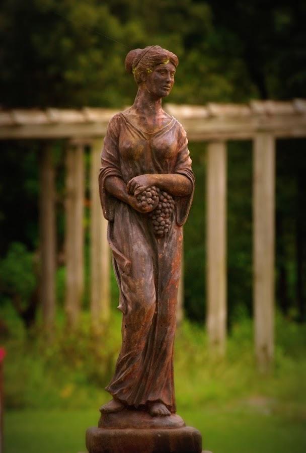 Statue by Brenda Shoemake - Artistic Objects Still Life