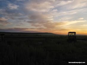 Photo: Sunrise 100km east of Chita