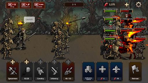 King's Blood: The Defense apkdebit screenshots 24