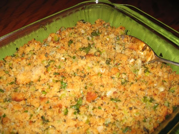 Mimi Kathy's Cornbread Dressing Recipe