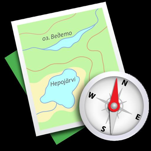 MapTrek Lite RE (app)