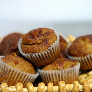 Pumpkin Muffins No Oil Recipes