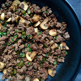 Ground Beef Mushrooms Recipes