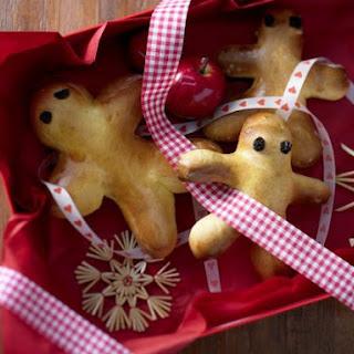 Gingerbread-Man Biscuits