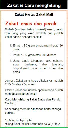 Download Zakat Dan Cara Menghitungnya Google Play Softwares