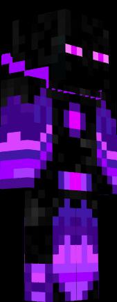 Iron Shovel Minecraft Ender Lord | Nova Skin
