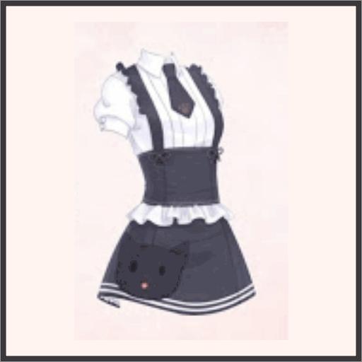 ニャンダフル(黒)