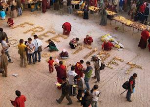 Photo: Gebete und Demonstrationen