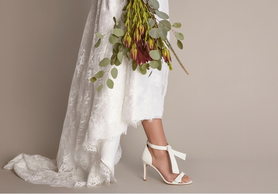 Design your own bridal shoes