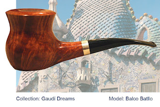 Photo: Balco Batlló – this pipe evoke one detail of the marvelous facing of Casa Batlló.