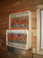Photo: The original had the clamps facing the opposite direction and had three separate racks.