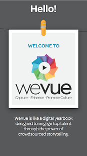 WeVue- screenshot thumbnail
