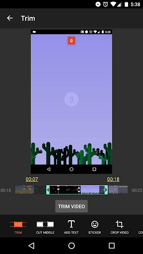 AZ Screen Recorder - No Root 4.9.5 screenshots 4