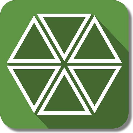 Kaleidoo (kaleidoscope) 娛樂 LOGO-玩APPs