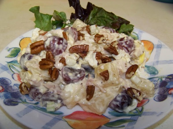 Fruited Chicken Salad Recipe
