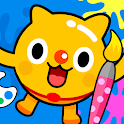 Kids Coloring Book: Painting Games For Toddler icon