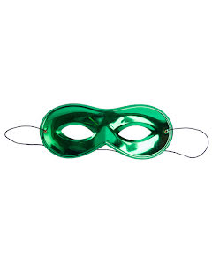 Ögonmask, Superhjälte grön