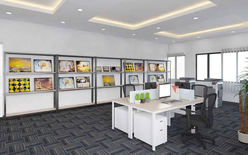 Văn phòng cho thuê ngày càng đa dạng về kiểu dáng và chất lượng